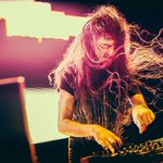 Image for the Tweet beginning: When @bassnectar's hair has a