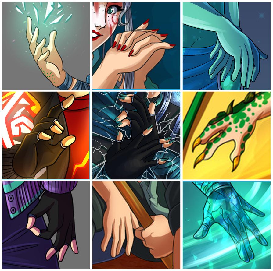 Speedy On Twitter I Saw That Hand Meme Going Around Again