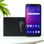 Image for the Tweet beginning: LG G8s ThinQ review: voordelig