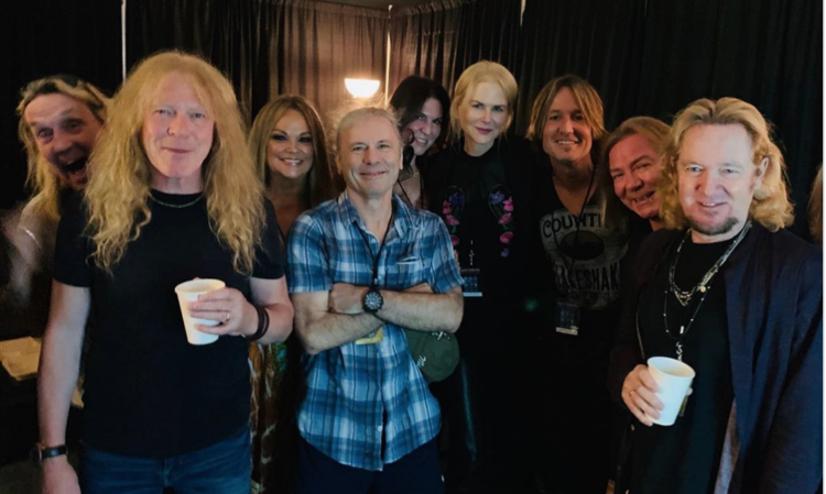 RT @metalinjection: Nicole Kidman Attended An IRON MAIDEN Show with Her Husband, Keith Urban https://t.co/tk6D40cYed https://t.co/q4LxAK8X0D