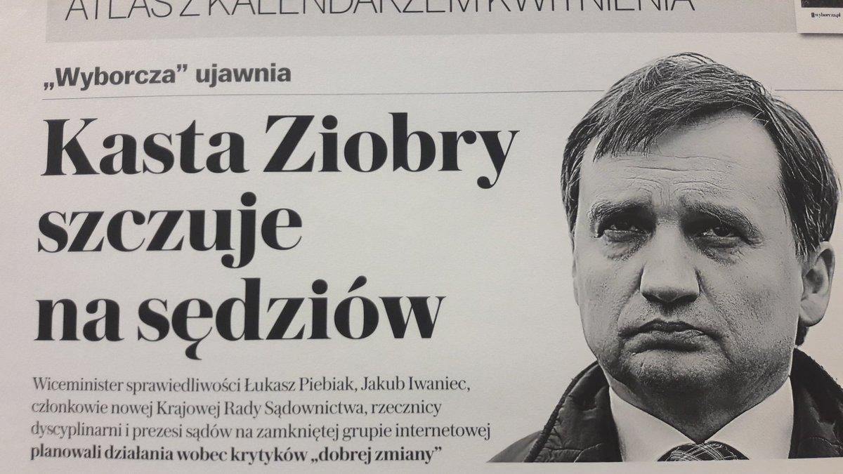 Jarosław Kurski On Twitter Sprawa Ziobrododymisji Szybko
