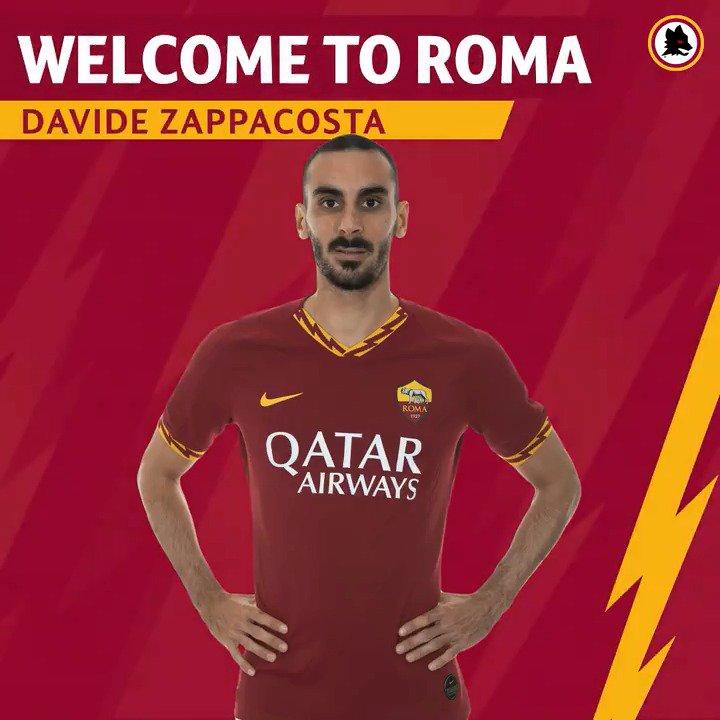 Officiel : Davide Zappacosta prêté à l'AS Roma