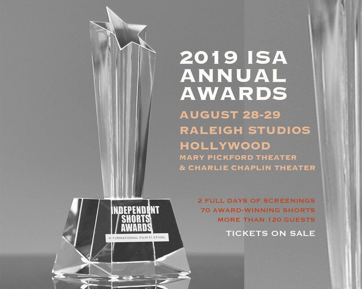 Get ready. 7 days left. Tickets via  https:// filmfreeway.com/events/118770/ dashboard  …  #filmfestival #shorts #shortfilms #IndependentShortsAwards #indiefilmmaker #indiefilm #filmmaking #SupportIndieFilm<br>http://pic.twitter.com/N7fVQGEpMa