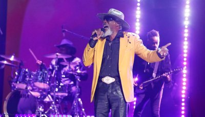"""""""You're never too young to start dreaming, and you're never too old for your dream to come true. Follow your dream.""""  — singer-composer Robert Finley, 65, on last night's @AGT. http://spr.ly/6013ENxOc"""