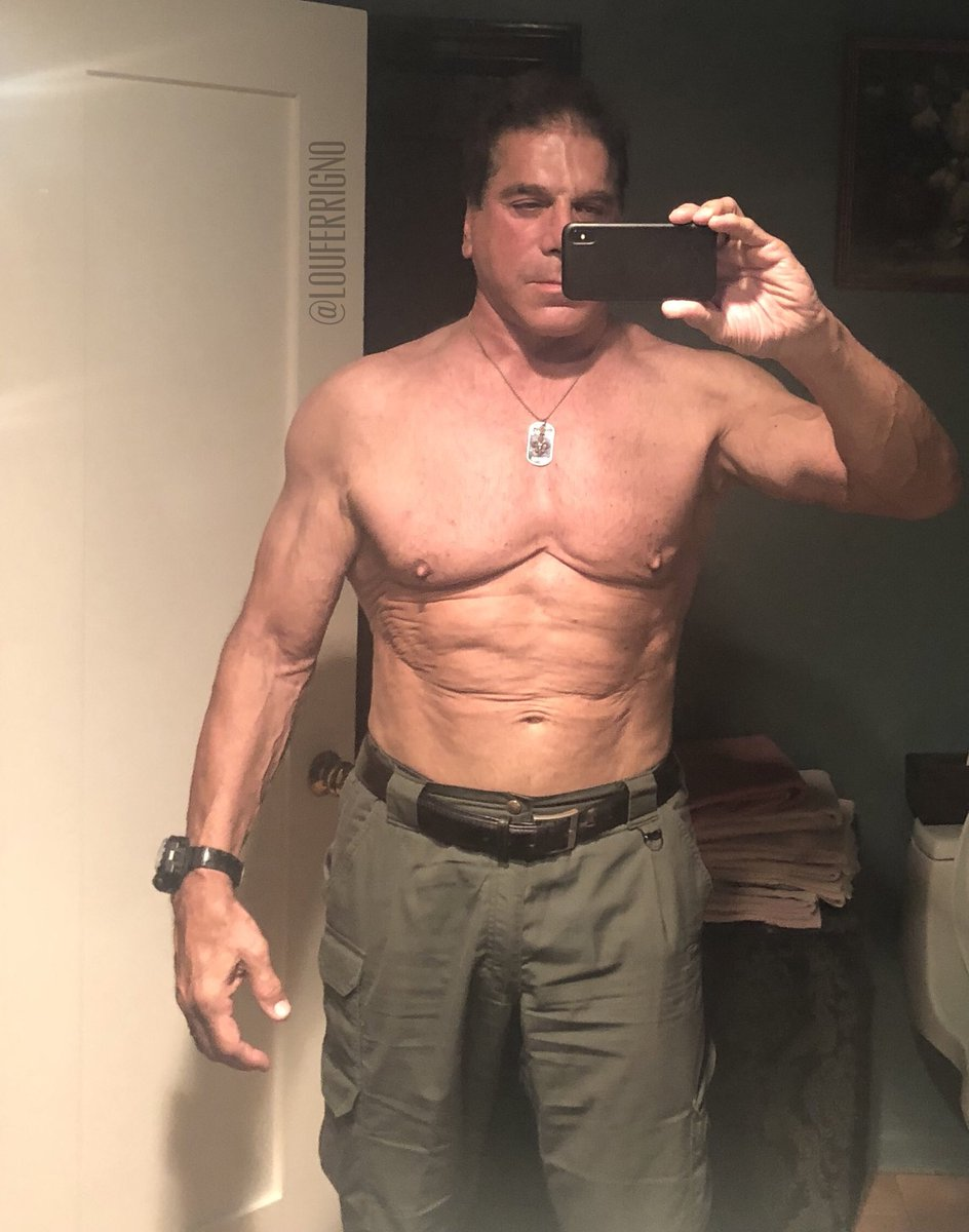 I travel a lot   I take pictures before I leave to remind myself to stay consistent with diet and exercise   #travelmotivation #consistencyiskey #reminders #gains #mentality #strengthtraining #pumpingiron #longevity #passion #noexcuses #louferrigno #nevergiveup #67yearsyoung<br>http://pic.twitter.com/1YXSJVfzgC