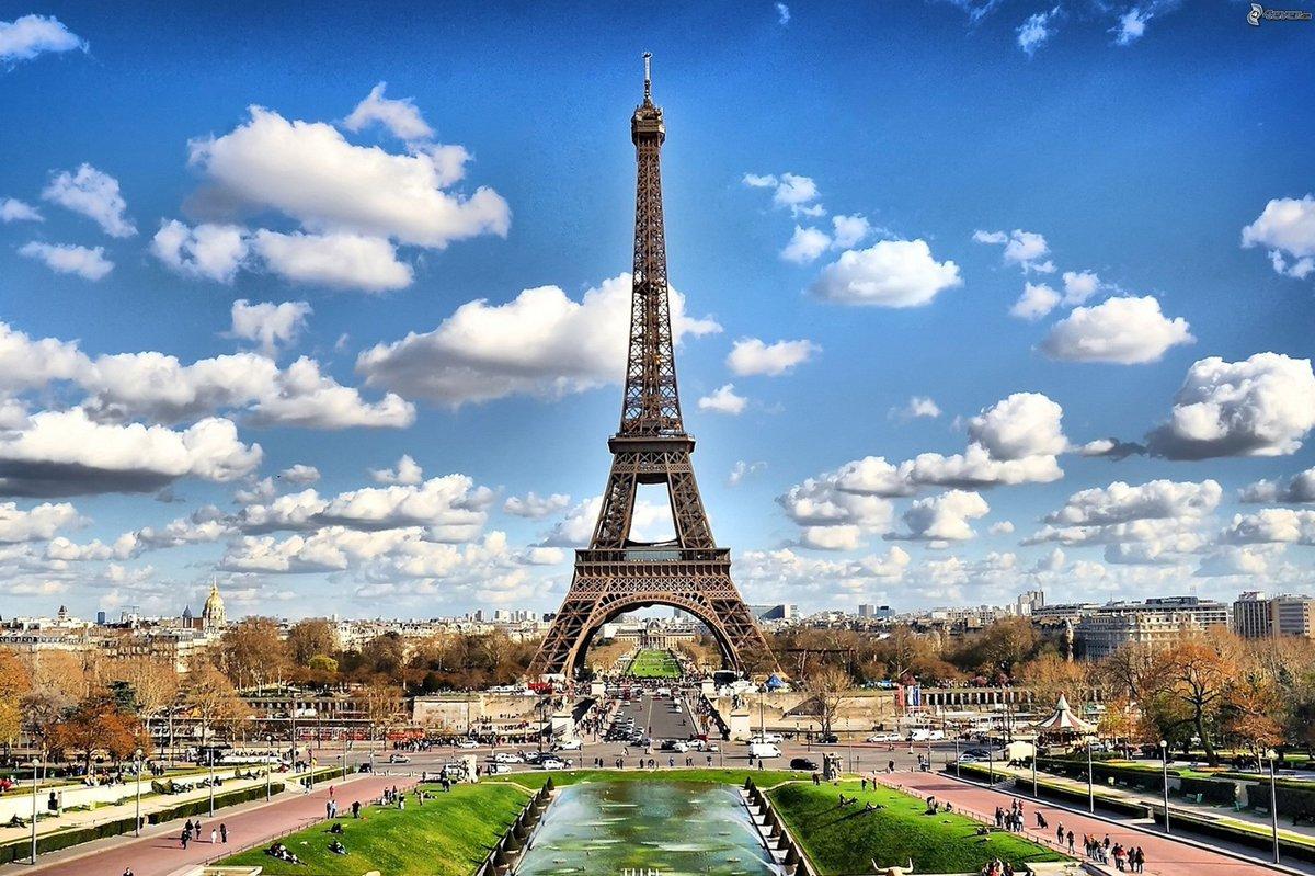 The Eiffel Tower Photo shot by Thorsten Technomann #Paris <br>http://pic.twitter.com/ZlT5mScvZf