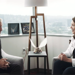 Image for the Tweet beginning: .@PeteCarroll and @KateJohnson_MS discuss their
