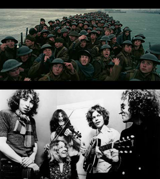The Dunkirk and Folk-Rock