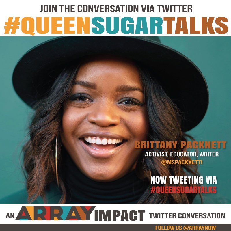 Thrilled to be joining #QUEENSUGARTALKS right now as we come together to discuss how we heal.  Thanks to @ava for always ensuring we have the important conversations beyond the screen! <br>http://pic.twitter.com/DVdarauNkJ