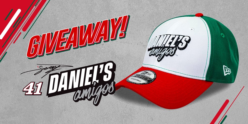 Hola #SuarezNation 👋 Want a chance to win a signed #DanielsAmigos hat? Here is how to enter: 1️⃣ Register to be a part of #DanielsAmigos here: http://bit.ly2Z9PayP 2️⃣ Make sure youre following me 🙌 3️⃣ Tag a friend on this post ** Visit my website for full rules and details.