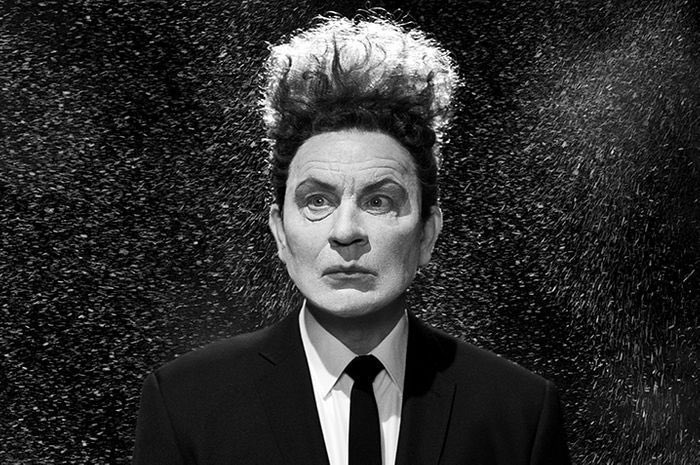John Malkovich is dressing up as famous David Lynch characters and I don't know why but I'm glad https://t.co/LHIStVzDeT