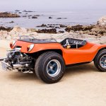 Image for the Tweet beginning: Dune Buggy driven by Steve