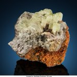 Image for the Tweet beginning: Leadhillite, Cerussite & Wulfenite Mammoth-St Anthony