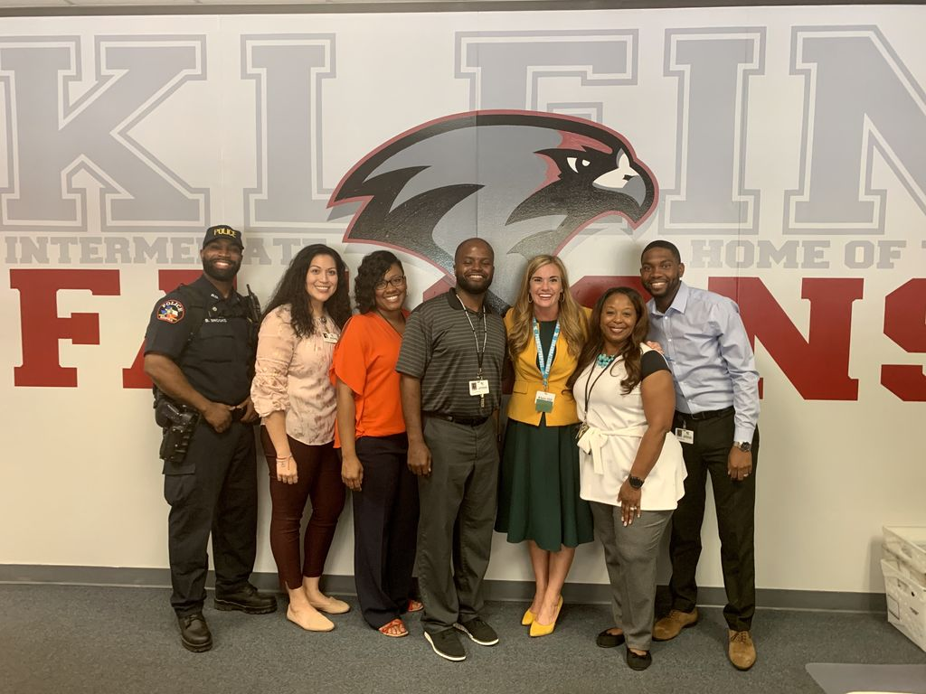 I absolutely love the people at @KleinIntKISD and how focused they are on student success for the 2019-2020 school year. #kleinfamily<br>http://pic.twitter.com/RNwWrl6j36
