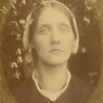 Image for the Tweet beginning: Julia Margaret Cameron began her