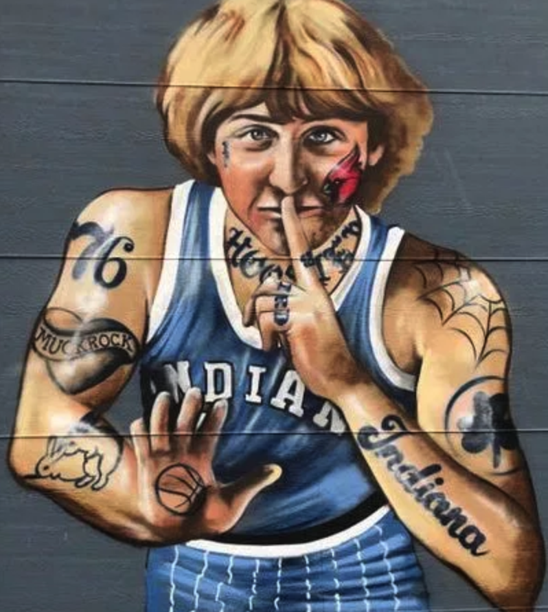 Larry Bird Wants A Mural Of Him In Indianapolis Changed Because It Has A Tattoo Of Some Bunnies Fucking On His Arm  https://www. barstoolsports.com/barstoolu/larr y-bird-wants-a-mural-of-him-in-indianapolis-changed-because-it-has-a-tattoo-of-some-bunnies-fucking-on-his-arm   …  <br>http://pic.twitter.com/z6Ux0f4CIi