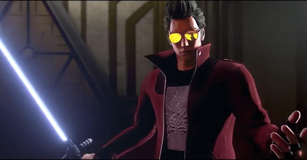 Suda51 Gamescom 2019 news roundup: No More Heroes 3 development is 50%complete  https:// finalweapon.net/2019/08/21/sud a51-gamescom-2019-news-roundup-no-more-heroes-3-development-is-50-complete/  … <br>http://pic.twitter.com/THlu5JjBJP