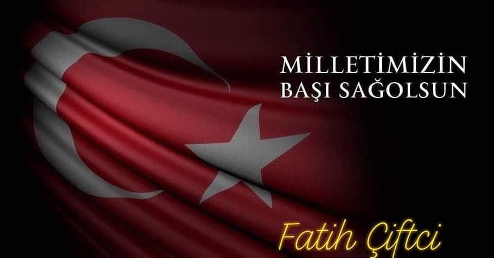 Şırnak'ın Silopi ilçesinde gerçekleştirilen operasyonda şehit düşen kahraman askerimize Allahtan rahmet, yaralı askerlerimize acil şifalar diliyorum.  Milletimizin başı sağolsun.