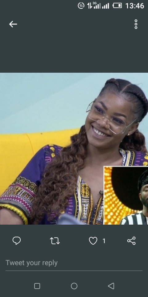 You can hate her but you can't hide her smile #BBNaija<br>http://pic.twitter.com/uluS4F7W9h