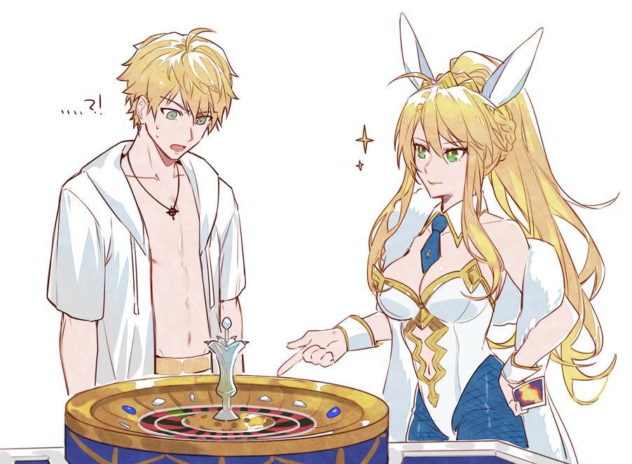 home welcoming gambling anime
