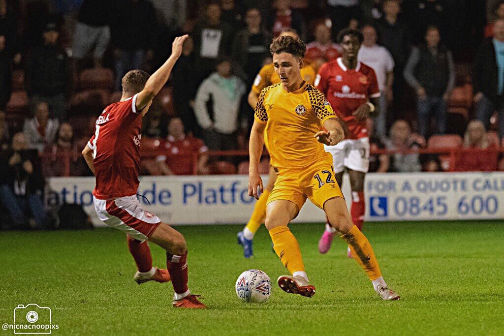 Good point away from home last night Onto Saturday now #NCAFC<br>http://pic.twitter.com/qYSTdfIt9m
