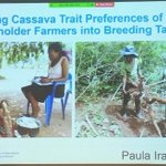 Image for the Tweet beginning: Another NextGen Cassava PhD earned!