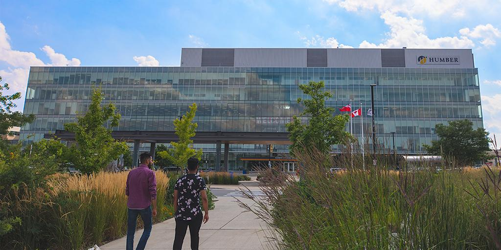 "Humber College on Twitter: ""Humber College North Campus & the ..."