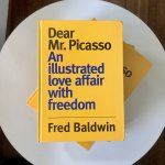 Image for the Tweet beginning: #FredBaldwin, artist and co-founder of