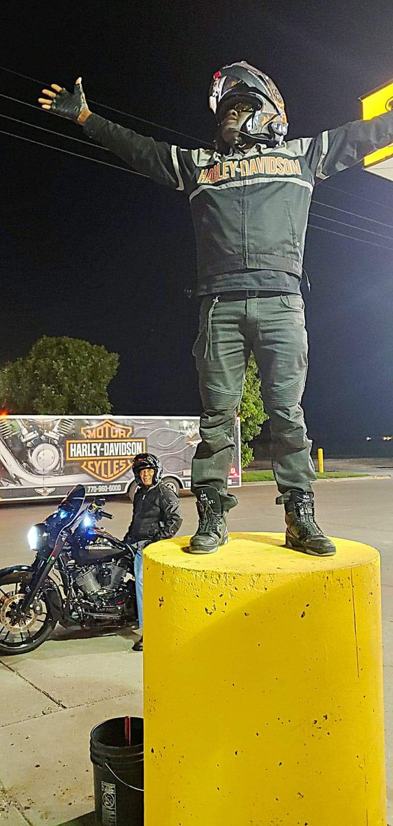 That ATL>LA for #BETAwards On A #HarleyDavidson Was Epic! Yooooo #MorganWestbrooks #GenePreston @ThunderTowerHD #WeDidIt Song #ComingSoon<br>http://pic.twitter.com/ala1fsm8jg