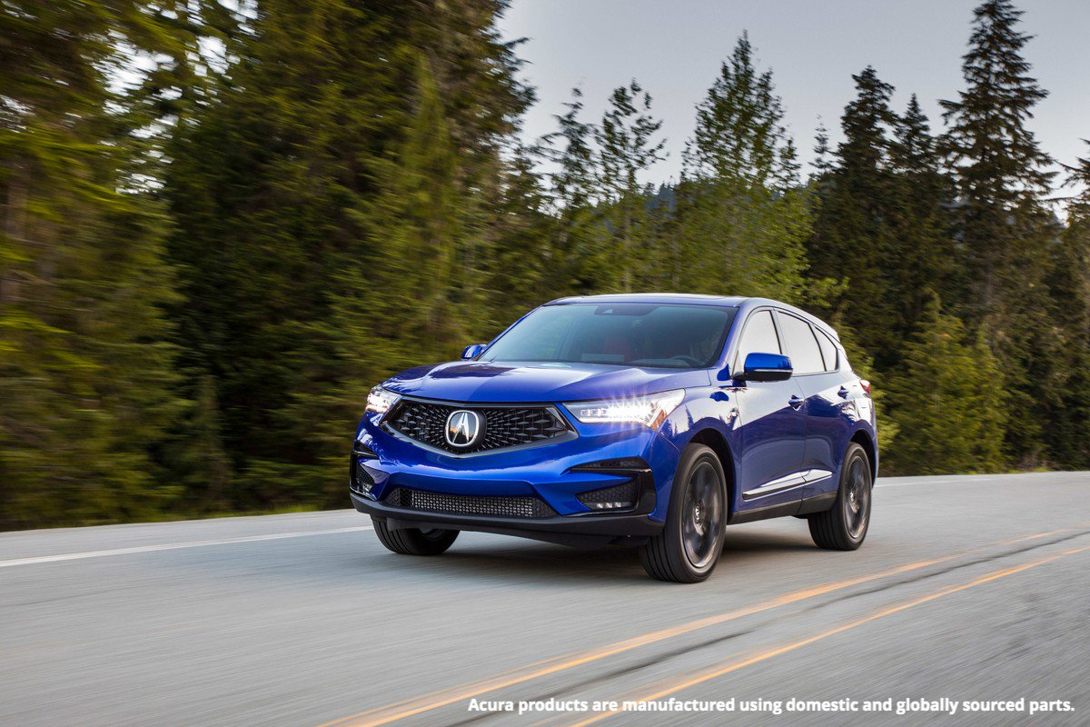 Our retail best-selling compact luxury SUV, Acura #RDX, was designed, developed and manufactured in America, and recently recognized as one of the Safest New Cars for 2019 by @CarConnection #DYK ow.ly/PHLD50vCsOo