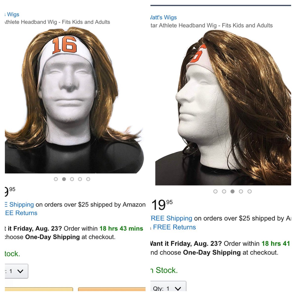 Amazon with the crazy Trevor Lawrence Swag!! #AllHailLordLawrence https://t.co/DQVlCqZAZp
