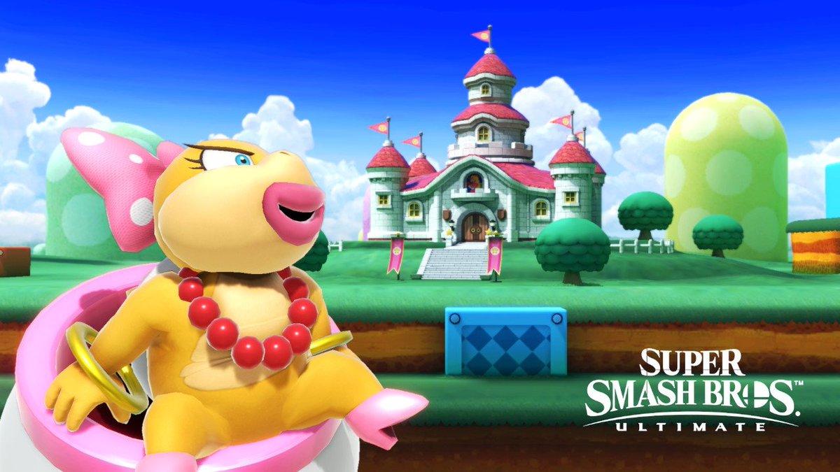 cute evil baby #SmashBros  #NintendoSwitch<br>http://pic.twitter.com/wnte75qEQt