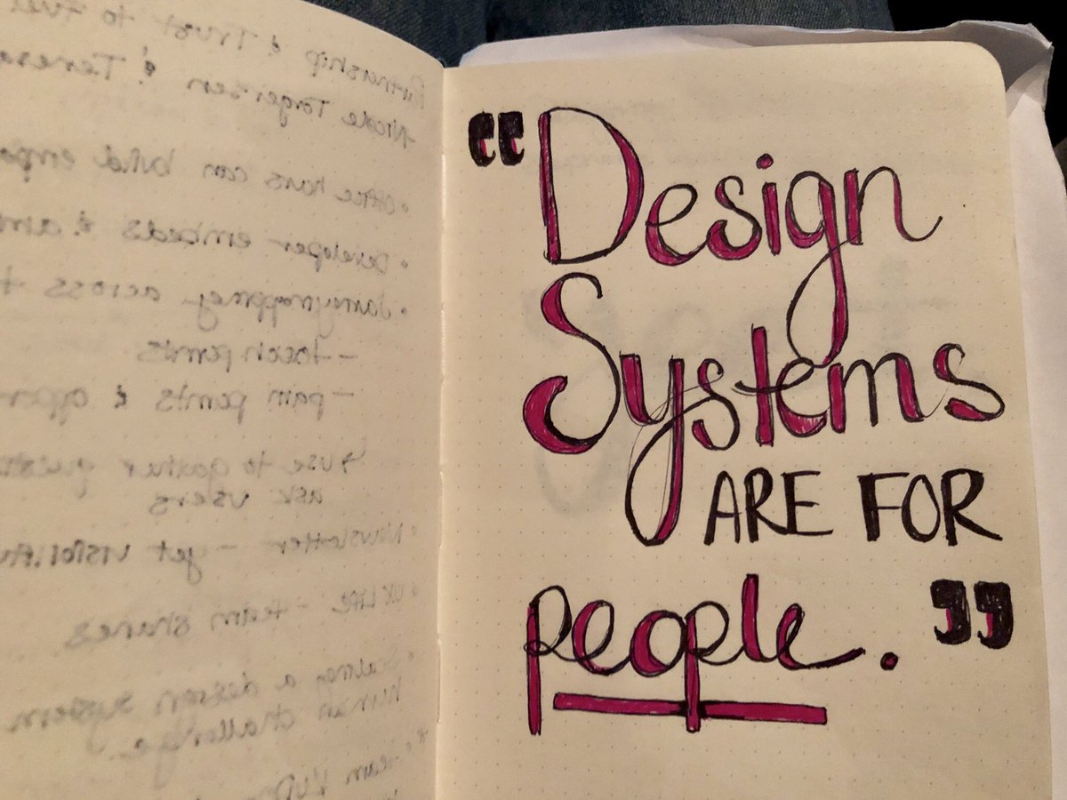 And the doctrine reads... @clarity_conf #clarity2019 #designsystems<br>http://pic.twitter.com/v2H7zjWxXr