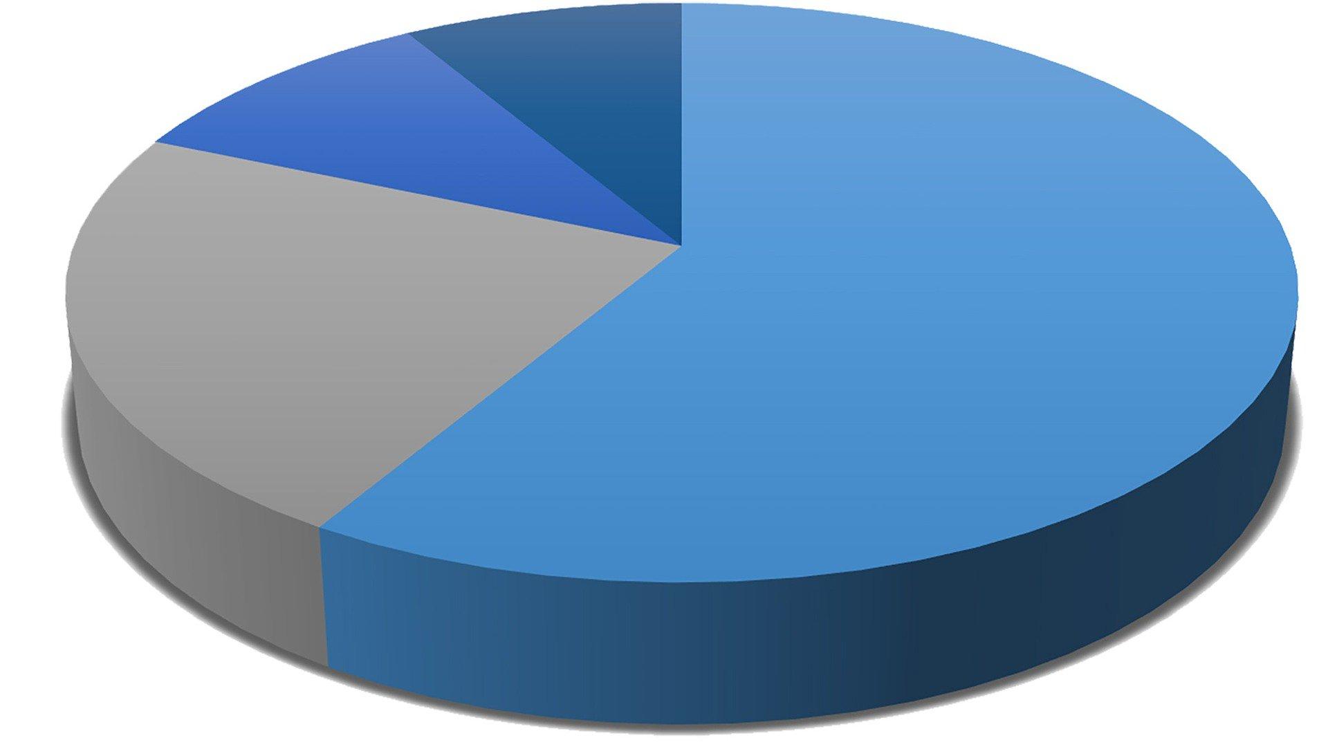 картинки диаграмм с процентами
