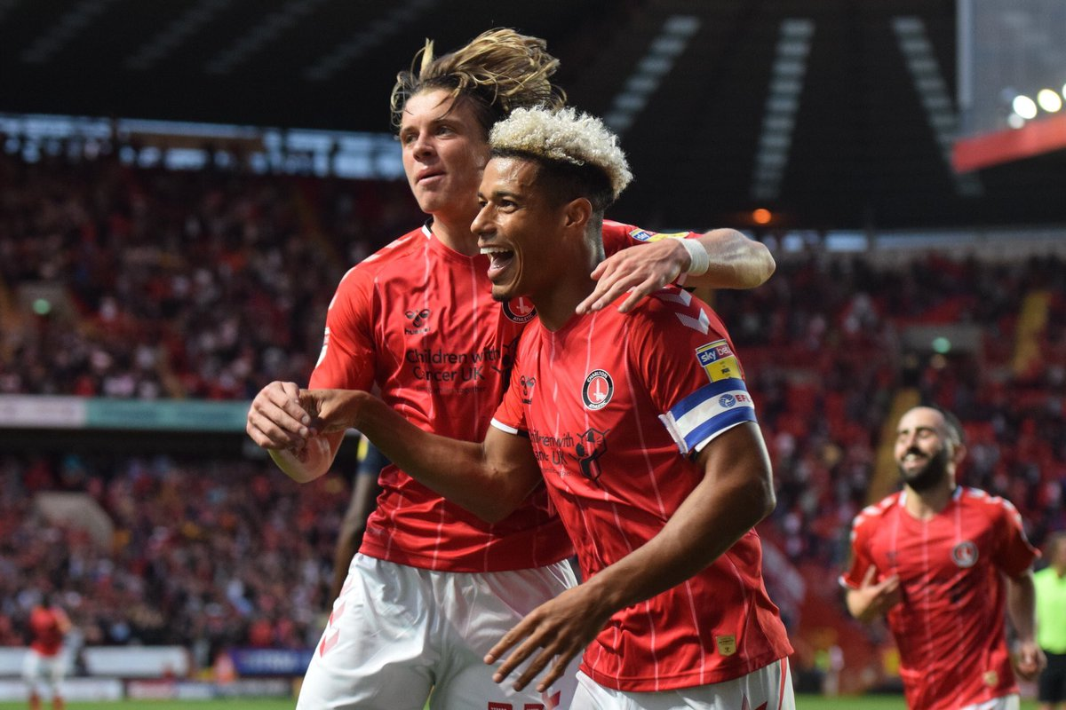 Unbelievable first-half but not quite enough to get all three points.  Very proud of this Charlton side regardless.   I get the feeling we'll upset a few this season.  See you Saturday   #CAFC<br>http://pic.twitter.com/ZQHyT2p1Oc