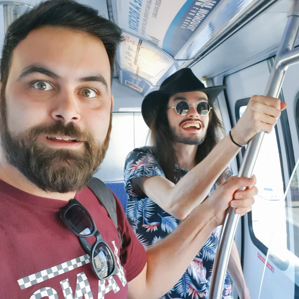 Two Brits abroad. We both make videos about the greatest game in the world. And now we travel because of it. Please dont wake me up if I'm dreaming. <br>http://pic.twitter.com/zfUuPipq0A