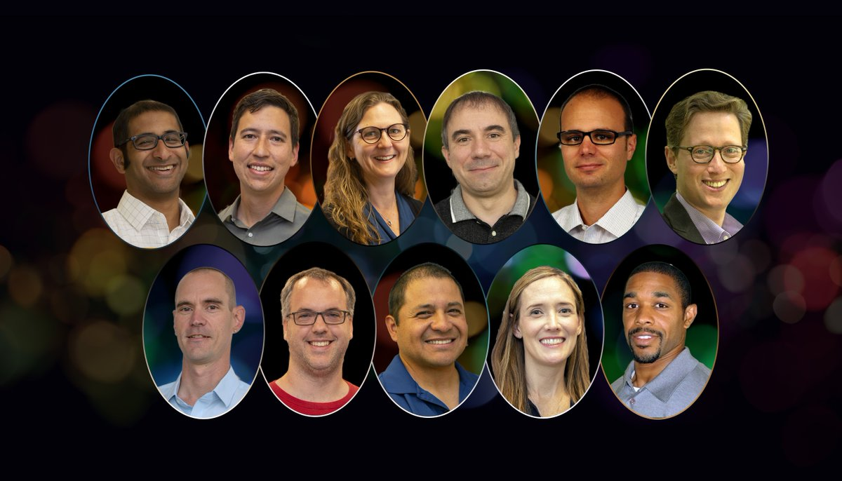 Congrats to Salmaan Baxamusa, Nicholas Be, Amy Gaffney, Tzanio Kolev, Andrew Pascall, Jonathan Pearl, Brian Spears, Kyle Sullivan, Carlos Valdez, Audrey Martin Williams, & Marcus Worsley for being named to LLNL's Early & Mid-Career Recognition Program. https://t.co/BQprf4XrJl