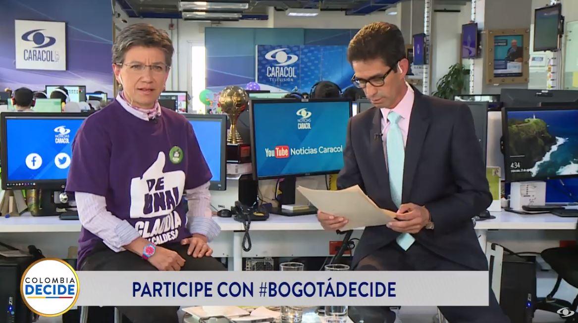 Inclusión, empleo y seguridad para la comunidad LGTBI: ¿qué propone la candidata @ClaudiaLopez? #BogotáDecideEN VIVO desde Facebook >>> https://buff.ly/2zb7sR3EN VIVO desde YouTube >>> https://buff.ly/2PaDE1y