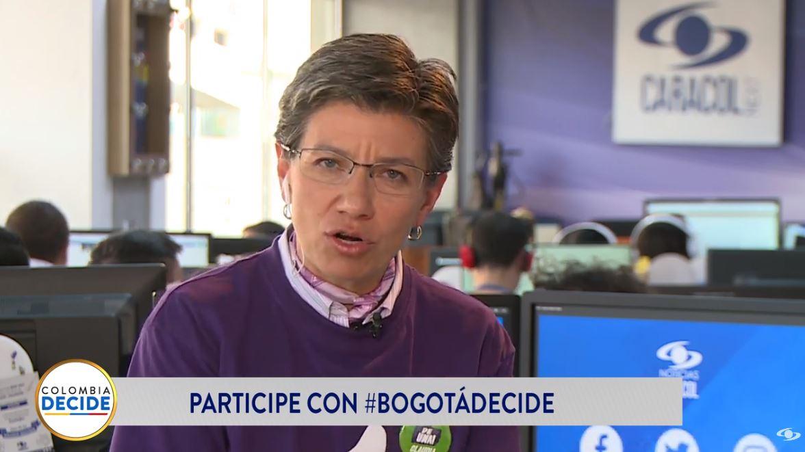 Como la primera mujer alcaldesa de Bogotá propongo que protejamos la estructura ecológica principal de nuestra ciudad, que empieza en los páramos: @ClaudiaLopez en #BogotáDecideEN VIVO desde Facebook >>> https://buff.ly/2zb7sR3EN VIVO desde YouTube >>> https://buff.ly/2PaDE1y