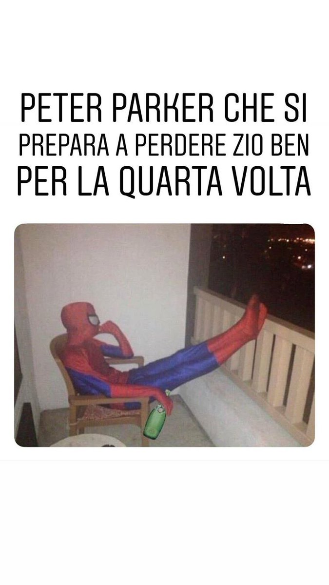 #SpiderMan