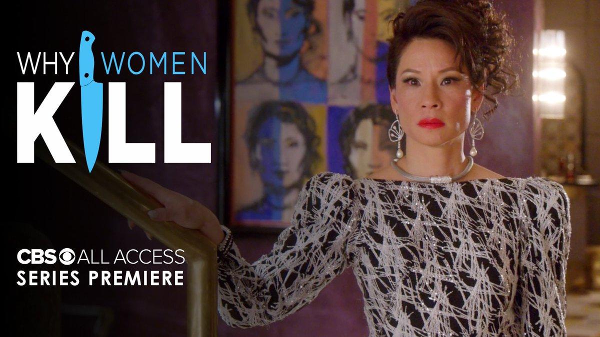 @CBSAllAccess's photo on #WhyWomenKill
