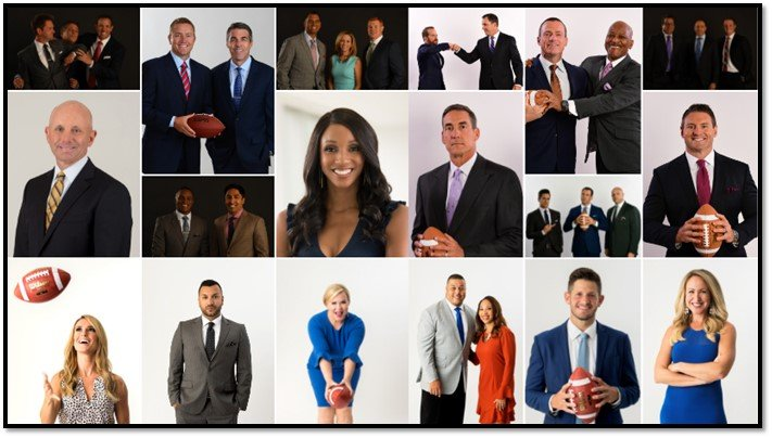 ESPN Reveals Broadcasting Teams For Every Week 1 Game