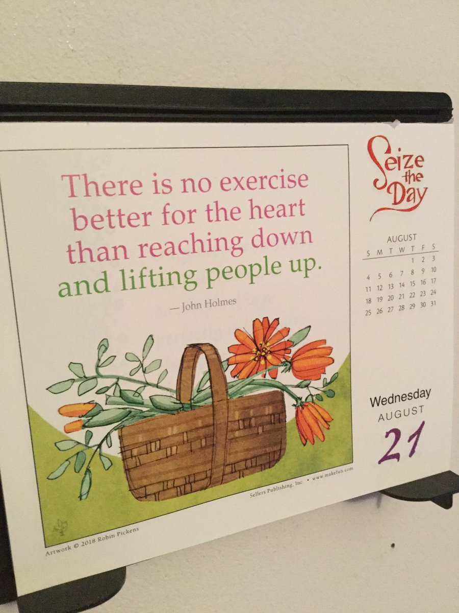 Neighbor helping neighbors! Be a mentor, a helper and a friend. Happy Wednesday everyone!  #SeizeTheDay #Today2019 #QOTD #QuoteOfTheDay #PositiveVibes<br>http://pic.twitter.com/pao7Qphw9m