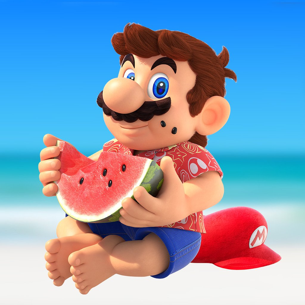 Even Mario needs a little #Summer vacation! No matter where your summer odyssey took you, we hope it was filled with sunshine! <br>http://pic.twitter.com/rq5DK4XCr9