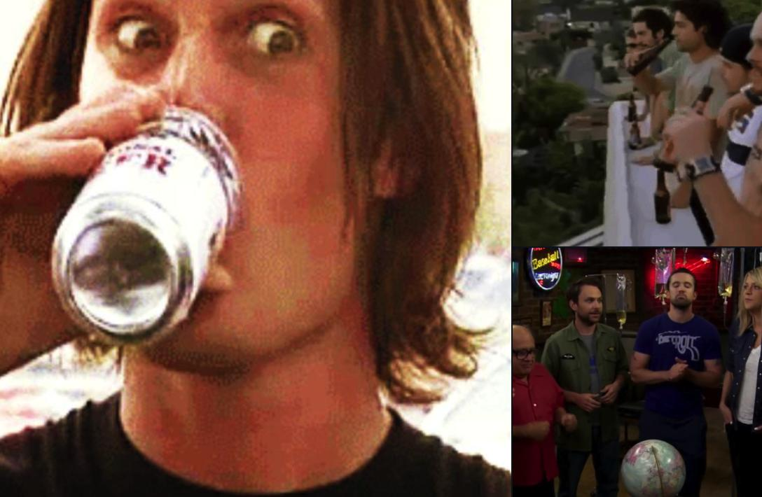 What Group Of Fictional Characters From Any TV Show Would You Most Want To Drink With? barstoolsports.com/barstoolu/what…