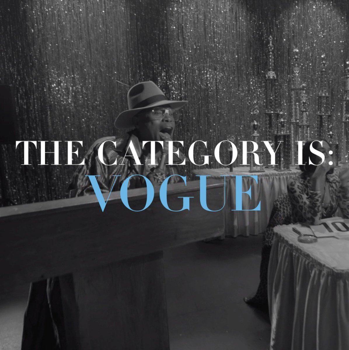 We are deep in this vogue. #PoseFX