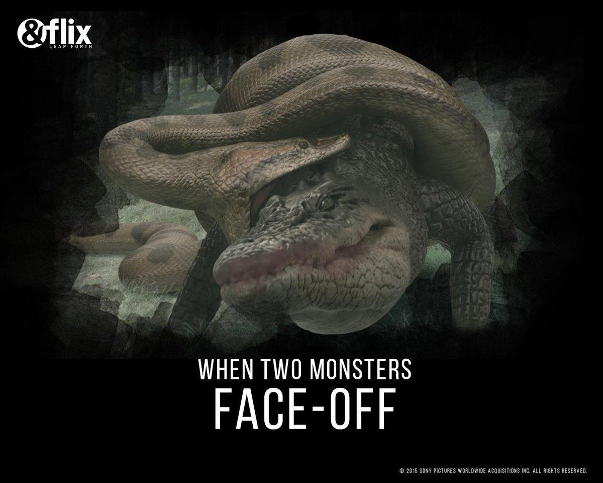 "Anaconda Vs Lake Placid Full Movie &flix on twitter: ""in the battle of big vs bigger who comes"