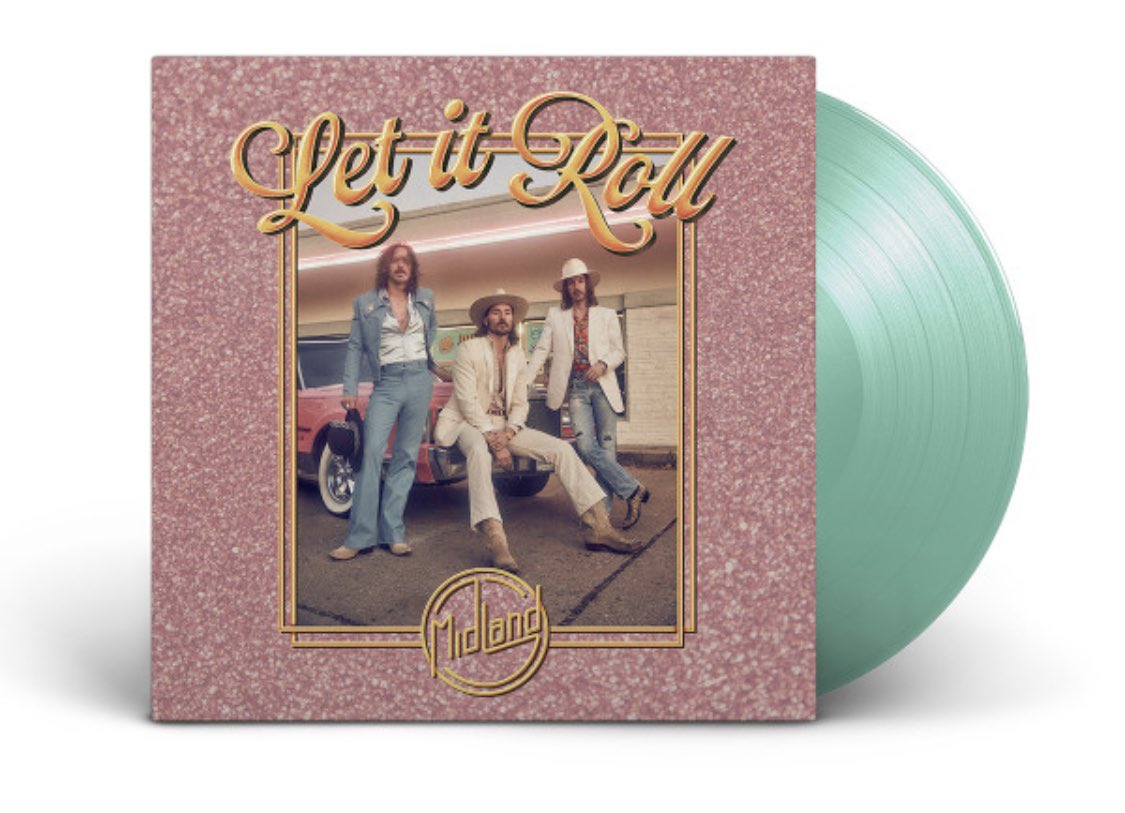 Just listened to the new @MidlandOfficial album before it's release tomorrow night and this is one of the few albums ever where there aren't words to describe how good it is. Everything here has been perfected. This is like Stapleton's Traveller and Musgraves' Golden Hour <br>http://pic.twitter.com/5g1LxVXHbl