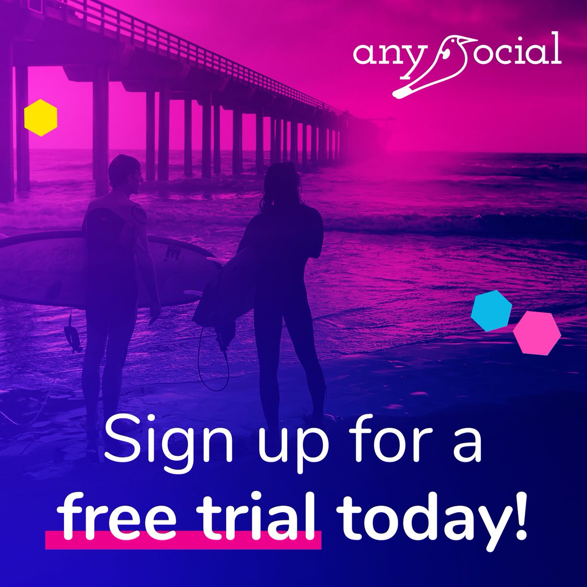 Sign up today for your free trial!Find your tribe and see your user generated content work for you!#USG #usergeneratedcontent #marketingtool #marketing #websites #digitalsignagehttp://www.anysocial.com.au