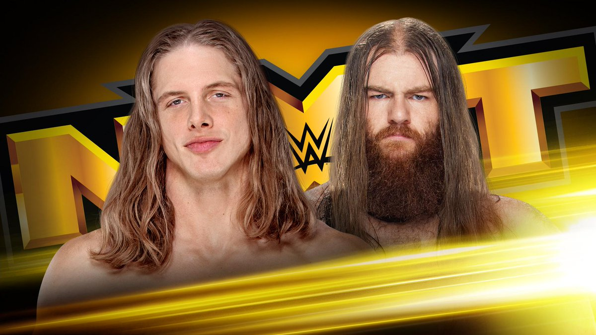 It's time for @SuperKingOfBros and @KillianDain to finally square off on an ALL-NEW episode of #WWENXT streaming NOW on @WWENetwork! http://wwe.me/xuJYYI